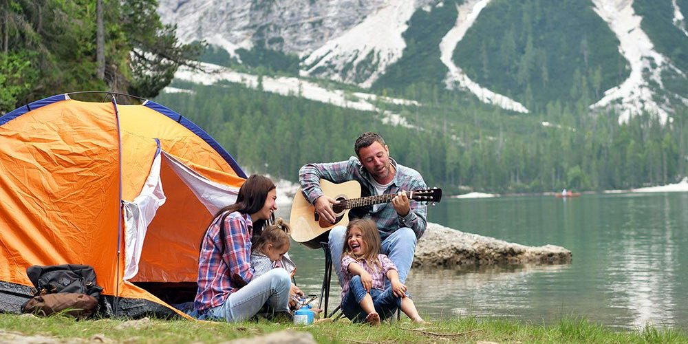 Why My Loved Ones Vacation is Camping