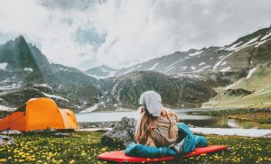 Wild Camping Laws and regulations
